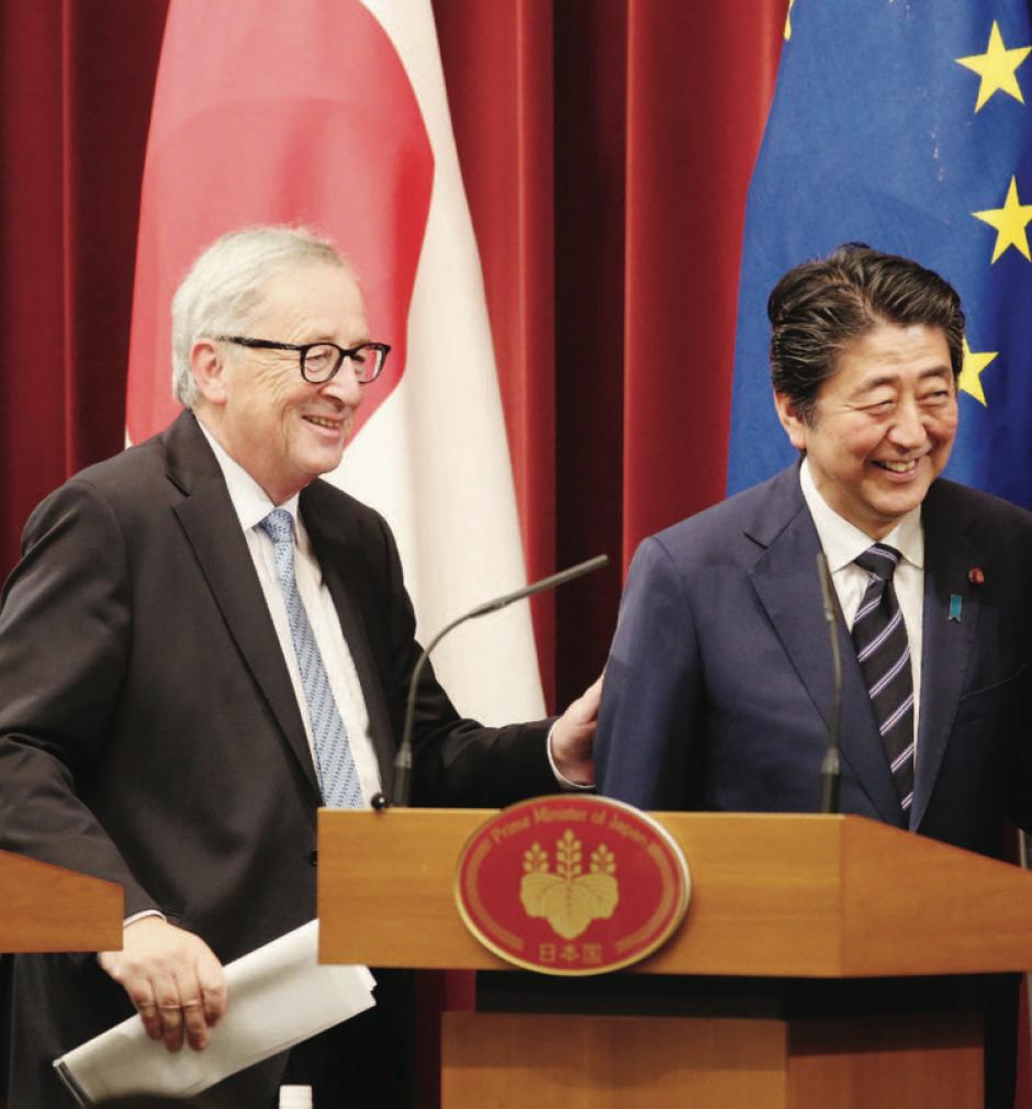 Europe. Le Jefta, un nouvel accord commercial passé en douce