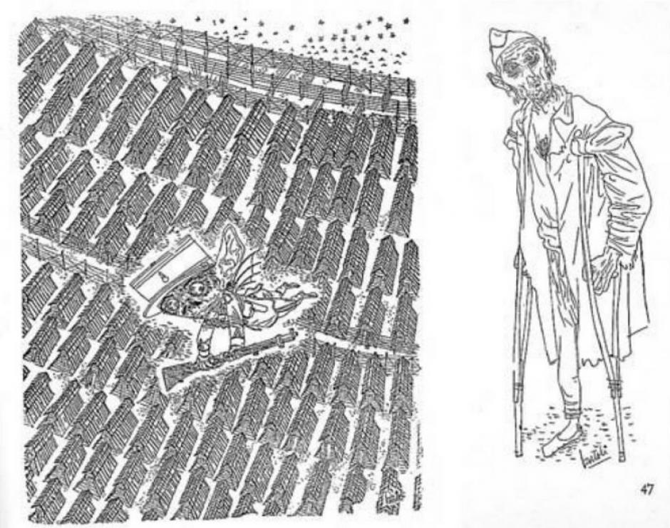 270 œuvres de Josep Bartoli légué au Mémorial de Rivesaltes