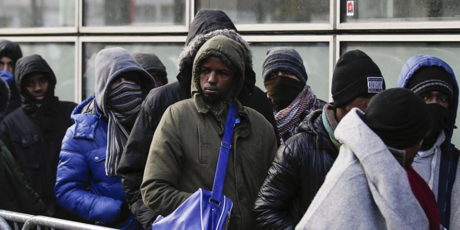 Loi asile. Les associations dénoncent un texte « dangereux »