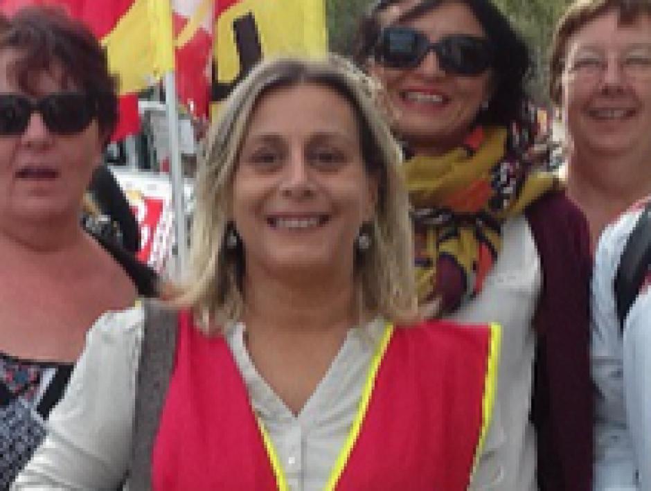 Réunion-débat avec Laetitia Maure