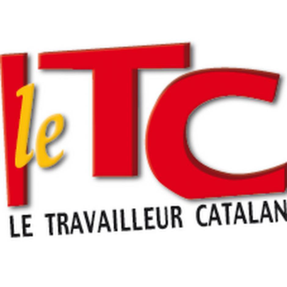 Fête du Travailleur Catalan. Préparation du stand des amis du TC