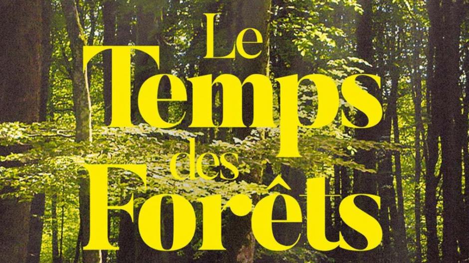 « Le temps des forêts » de François-Xavier Drouet