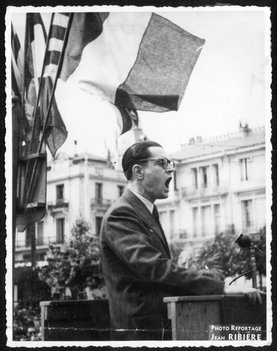 Hommage à Léo Figuères