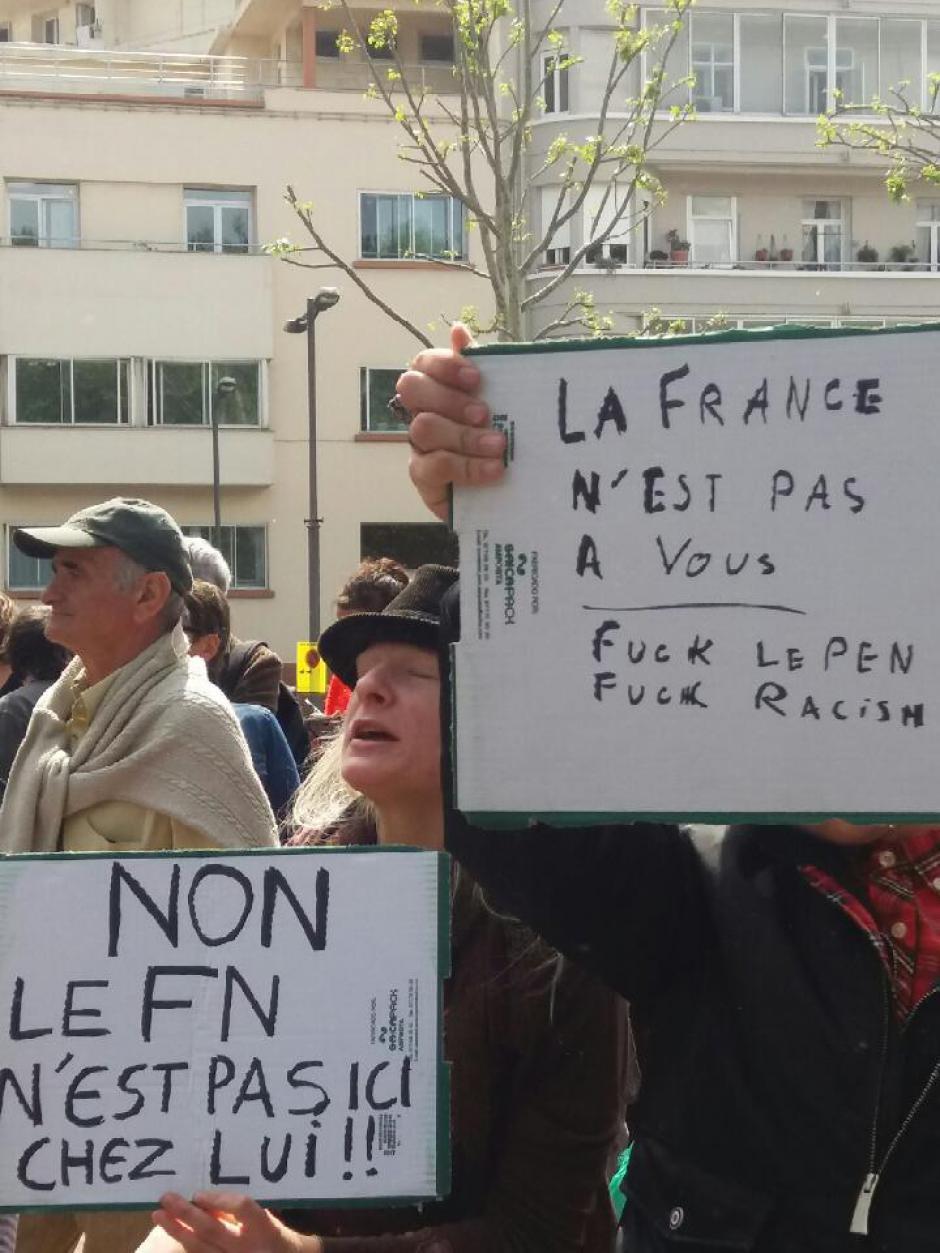 Ne jouons pas avec le feu. Le 29 avril et le 1er mai contre Le Pen, en utilisant le bulletin Macron et pas plus