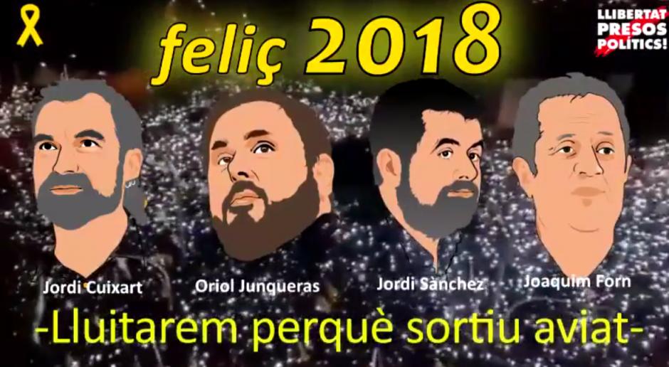 Espagne. Les quatre prisonniers politiques catalans vont demeurer en prison