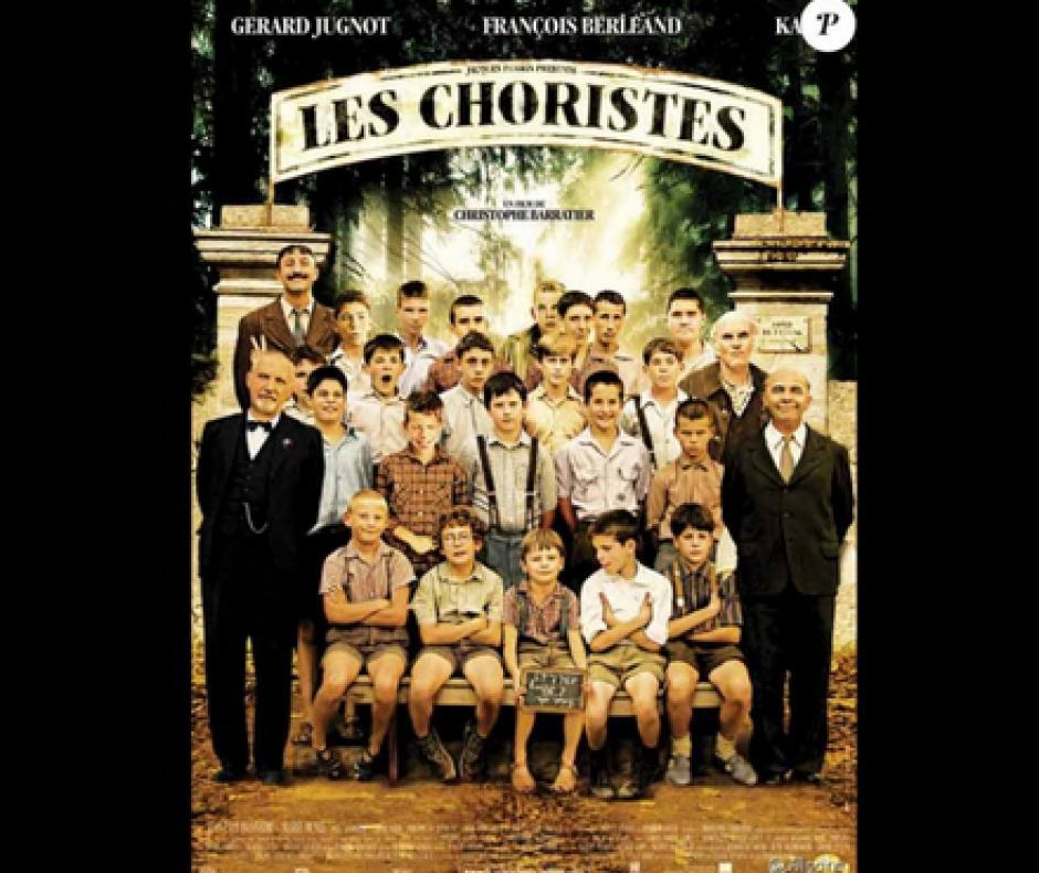 Les rencontre de St-Estève. « Les choristes » de Christophe Barratier
