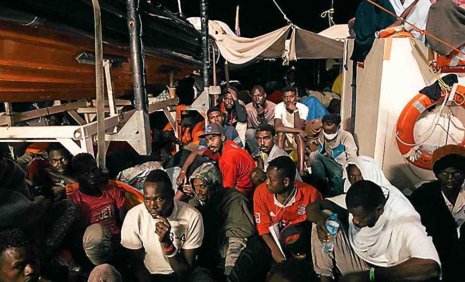 Crise migratoire. Malte ouvre ses portes au navire Lifeline