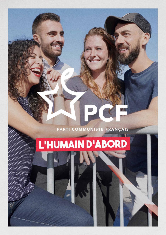 Affiche du PCF
