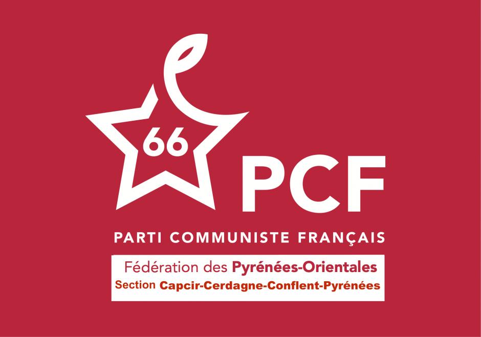 La section PCF Capcir-Cerdagne-Conflent-Pyrénées apporte son soutien au personnel de la plate-forme courrier de Prades