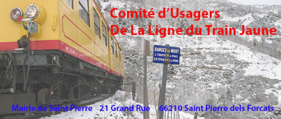 Train Jaune. Réunion-débat avec Jean-Luc Gibelin