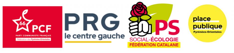 Élections départementales de juin 2021. Communiqué de presse du PCF, PRG, PS et Place Publique