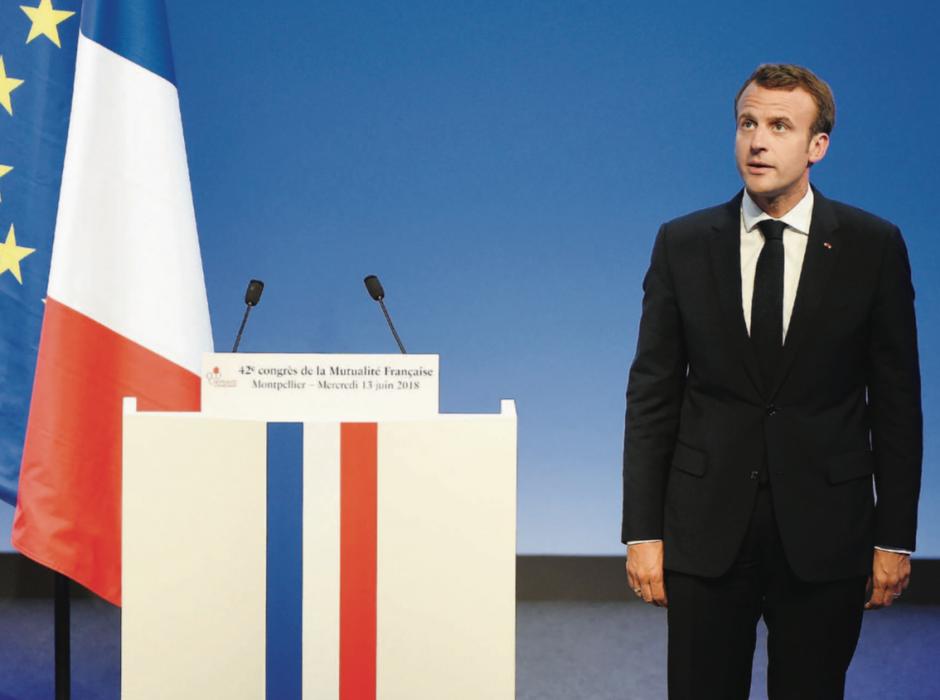 Discours de Montpellier. Macron et son double langage sur le social
