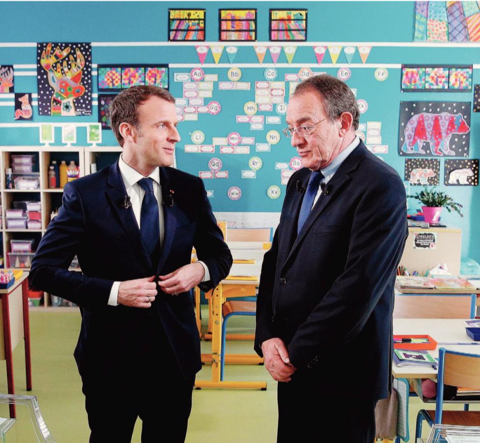 La leçon de com' d'Emmanuel Macron