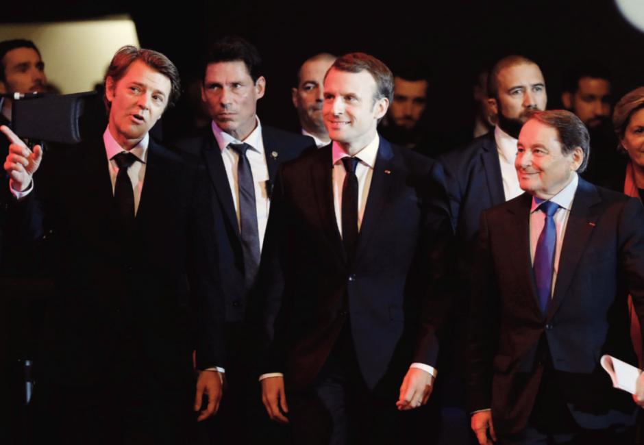 Macron au Congrès des Maires. « Je n'ai pas vocation à vous satisfaire ou à vous contenter »