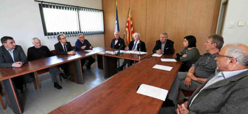 28 Maires appellent au respect des libertés en Catalogne Sud