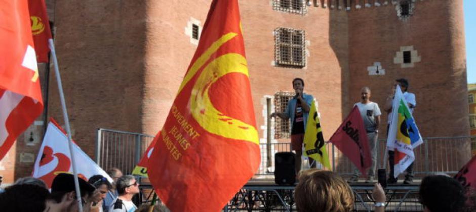 Dès le lendemain du deuxième tour des législatives le mouvement social s'est mis en marche !