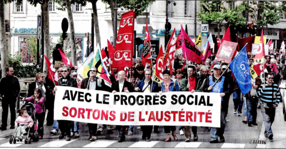 Un 1er mai dédié au progrès social, à la solidarité et à la paix