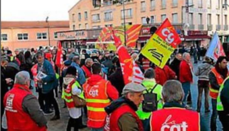 Manifestation. CGT et Solidaires maintiennent la pression