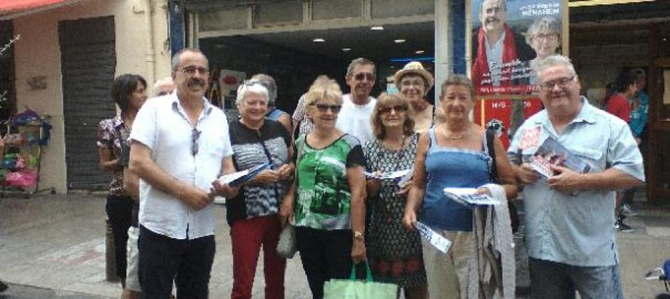 4ème circonscription des Pyrénées-Orientales. Le résultat d'Elne mérite des remerciements ! Son analyse ouvre des perspectives…