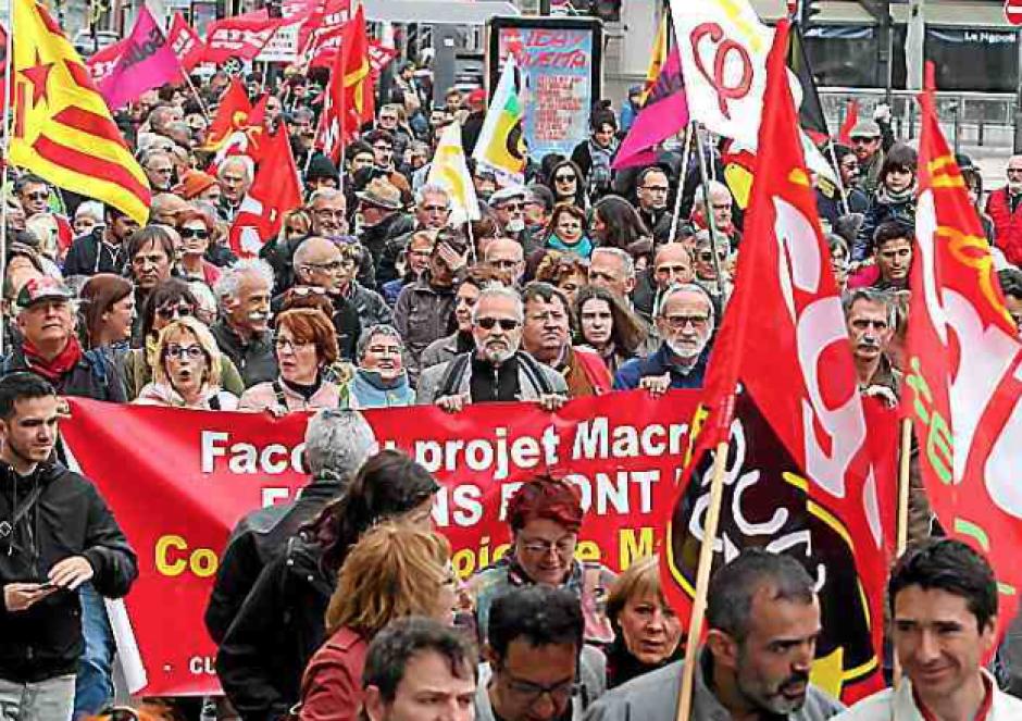 Marée populaire : vers une déferlante anti-Macron ?