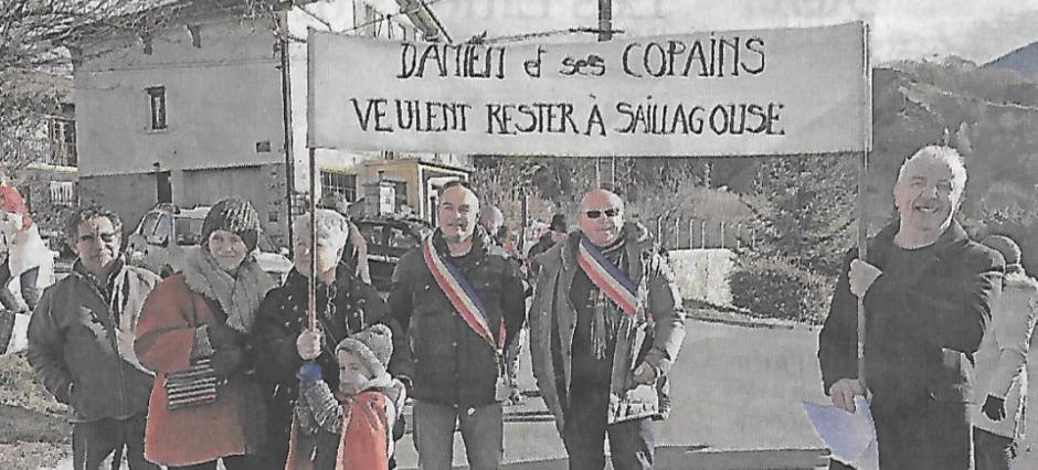 Saillagouse. Nouvelle manifestation pour refuser la délocalisation du Nid cerdan
