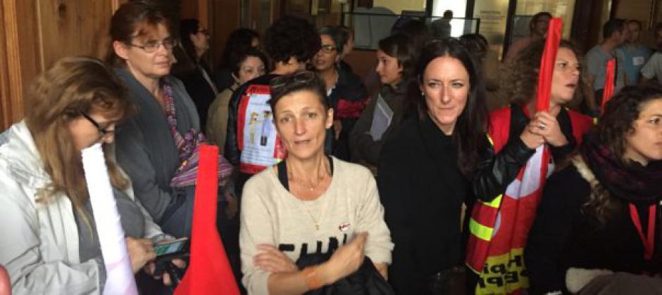 L'hôpital de Perpignan épuise sa maternité et les personnels qui y travaillent !
