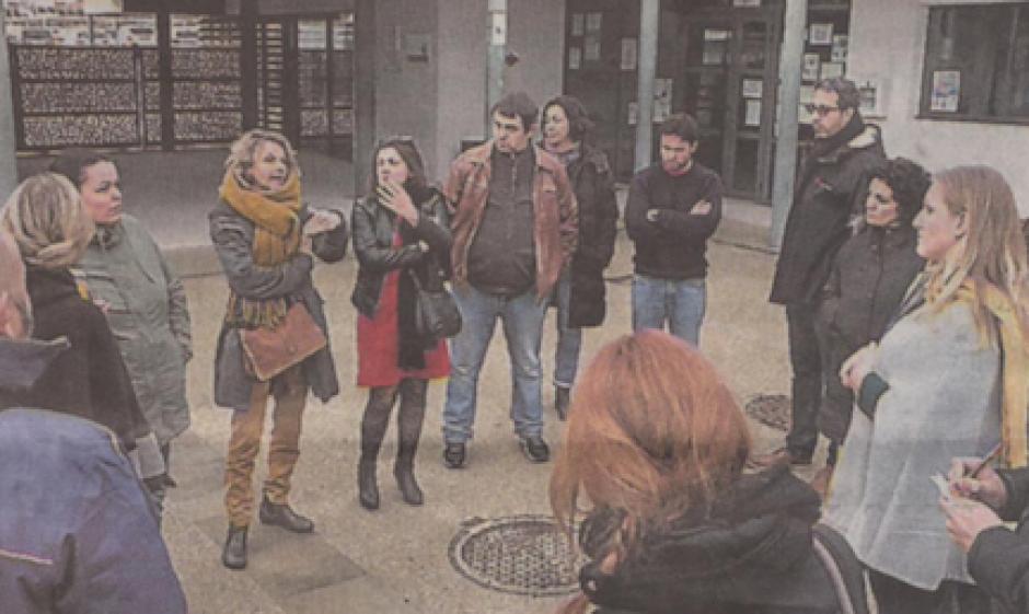 Perpignan. L'EREA Joan-Miro déjà en grève hier