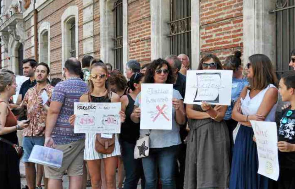 Mobilisés pour sauver une famille albanaise en danger