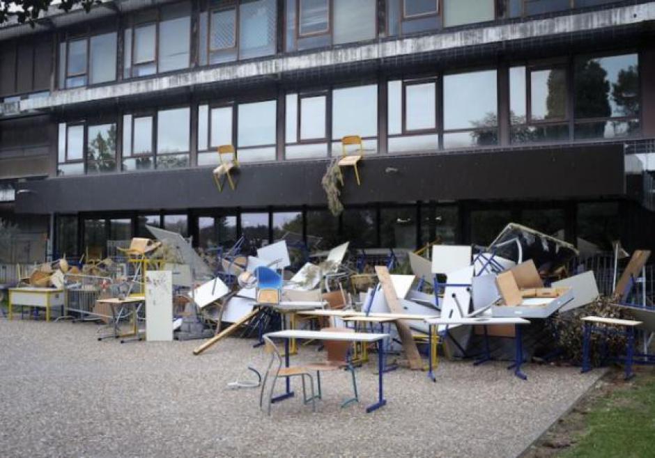 Université Paul Valéry à Montpellier. Le tribunal Lordonne l'évacuation