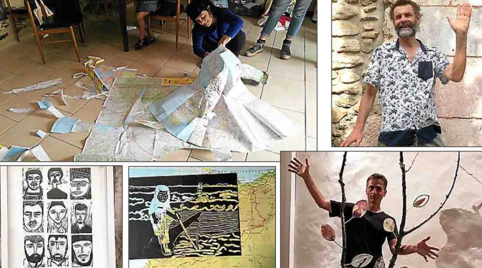 Mosset. Une douzaine d'artistes mobilisés