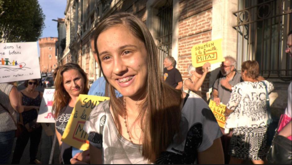 Solidarité. « Nous reverrons Amarilda et sa famille »
