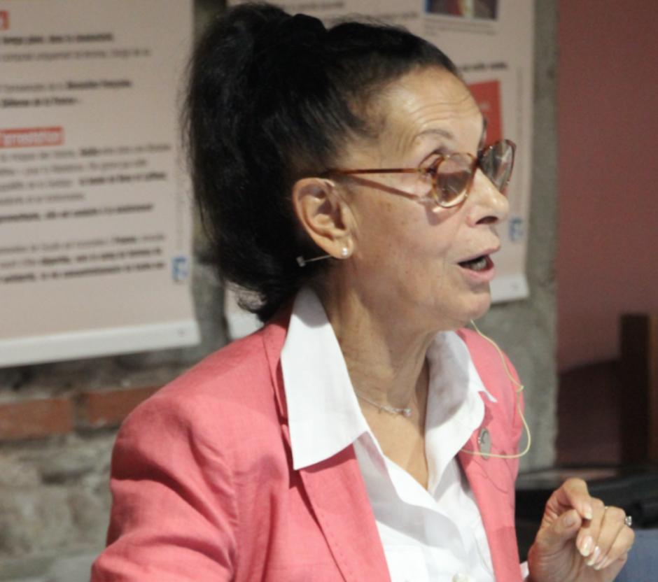 Gaza. Intervention de Nicole Rey au « Rassemblement de l'indignation ! »