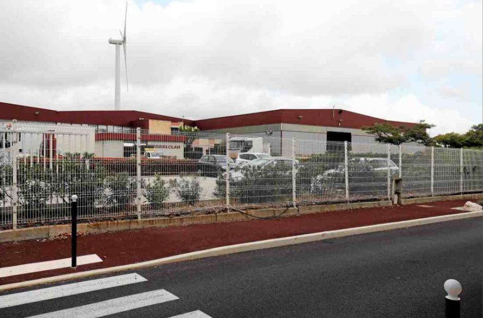 L'usine de Rivesaltes stoppera son activité à la fin de cette année.