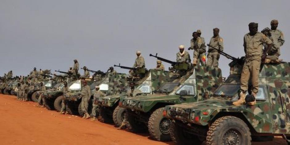 Intervention française au Tchad. Les parlementaires informés en catimini