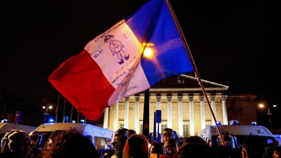 Le mépris de La République en Marche
