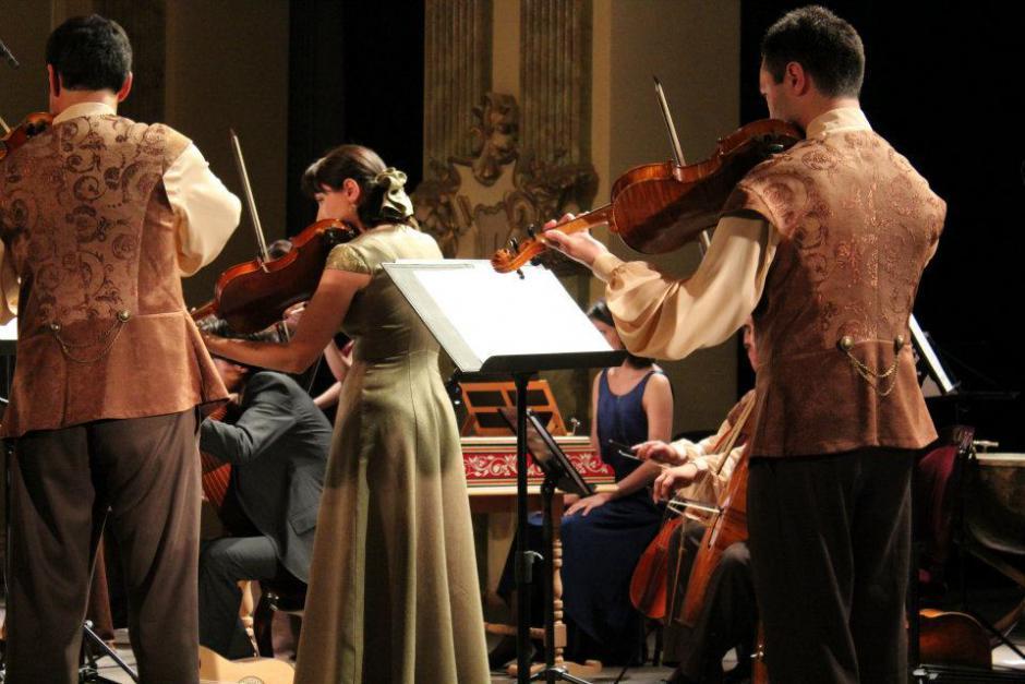 Concert Baroque en l'église de Vinça