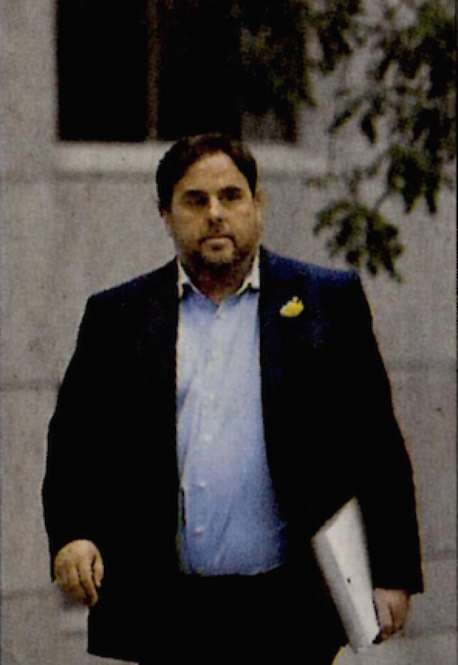 Catalogne. Oriol Junqueras privé d'hémicycle