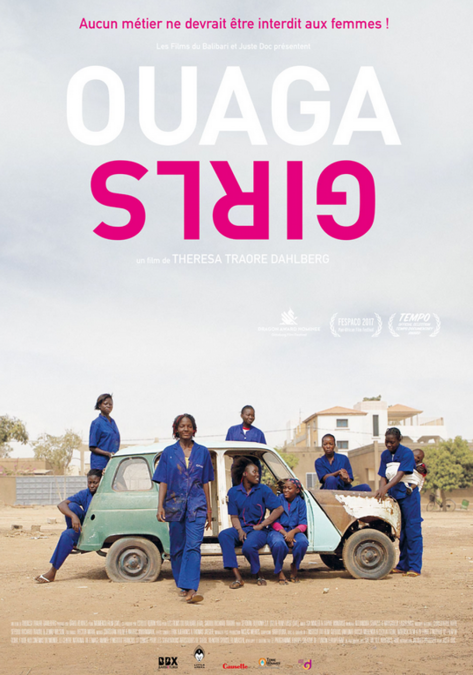 Projection du film « Ouaga girls »