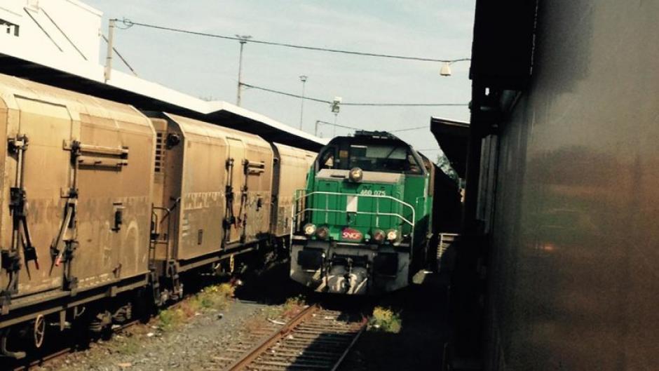 Rassemblement pour l'avenir du train des primeurs