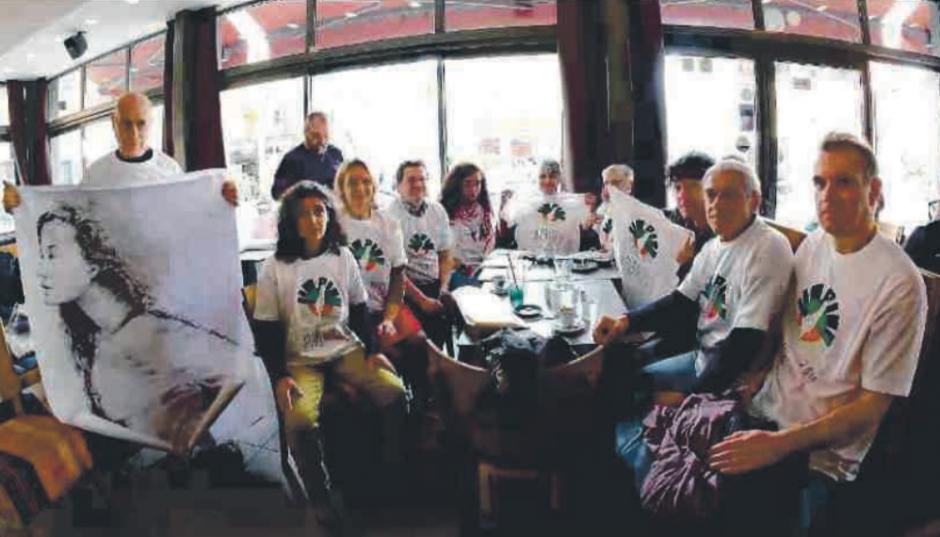 Les associations unies pour la Palestine