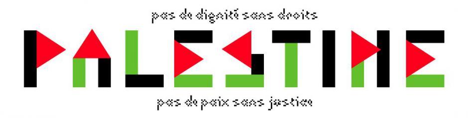 Palestine. Pas de diginté sans droit, pas de paix sans justice