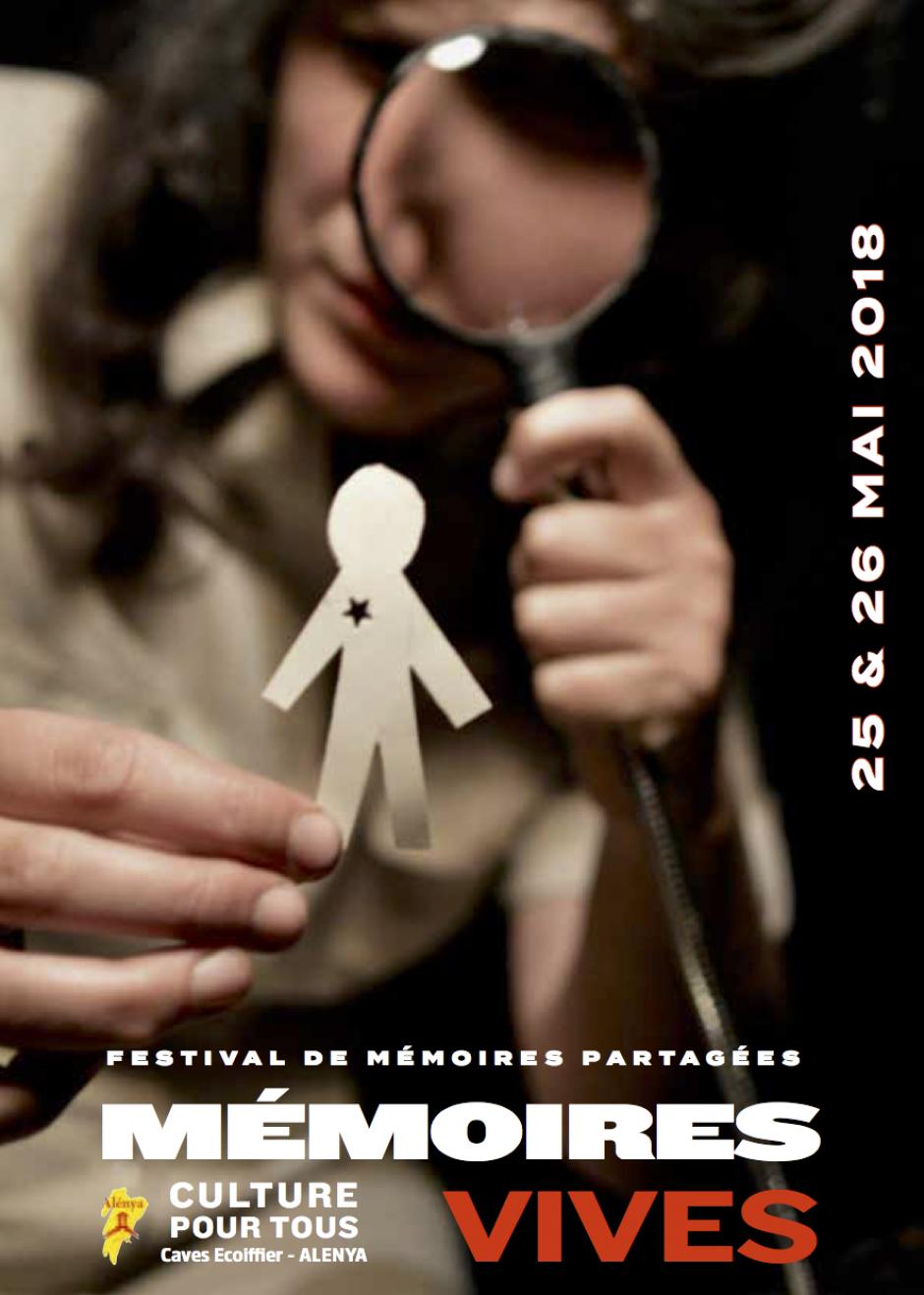 Mémoires vives - Festival de mémoires partagées