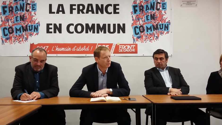 Depuis la fédération PCF des Bouches-du-Rhône