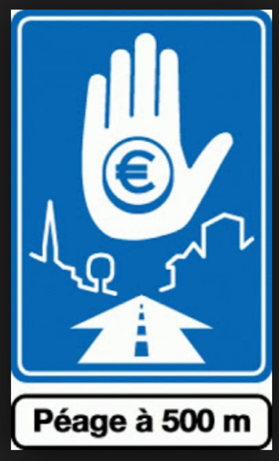 Péages urbains. Communiqué de l'ADECR des Pyrénées-Orientales
