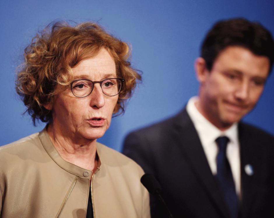 « L'avenir professionnel » à la sauce Macron et Pénicaud