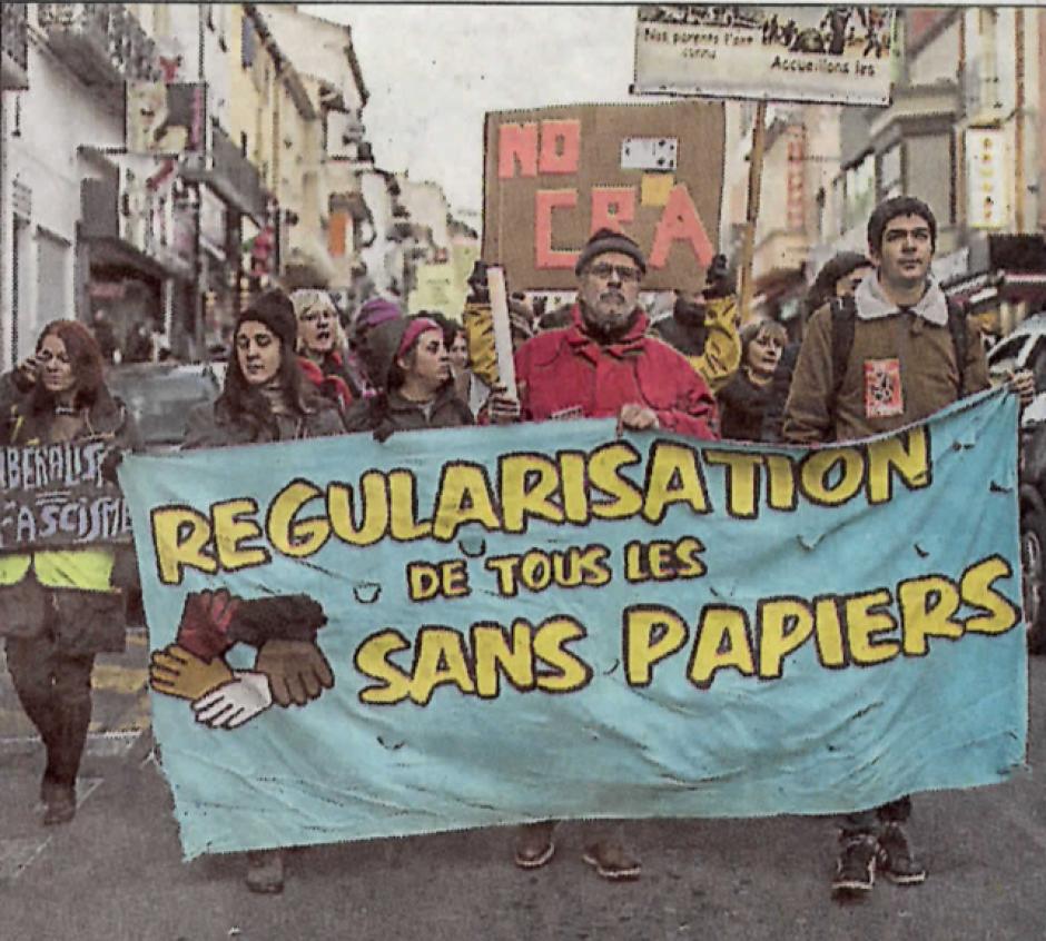 Droits des migrants. Appel à manifester ce samedi au Perthus
