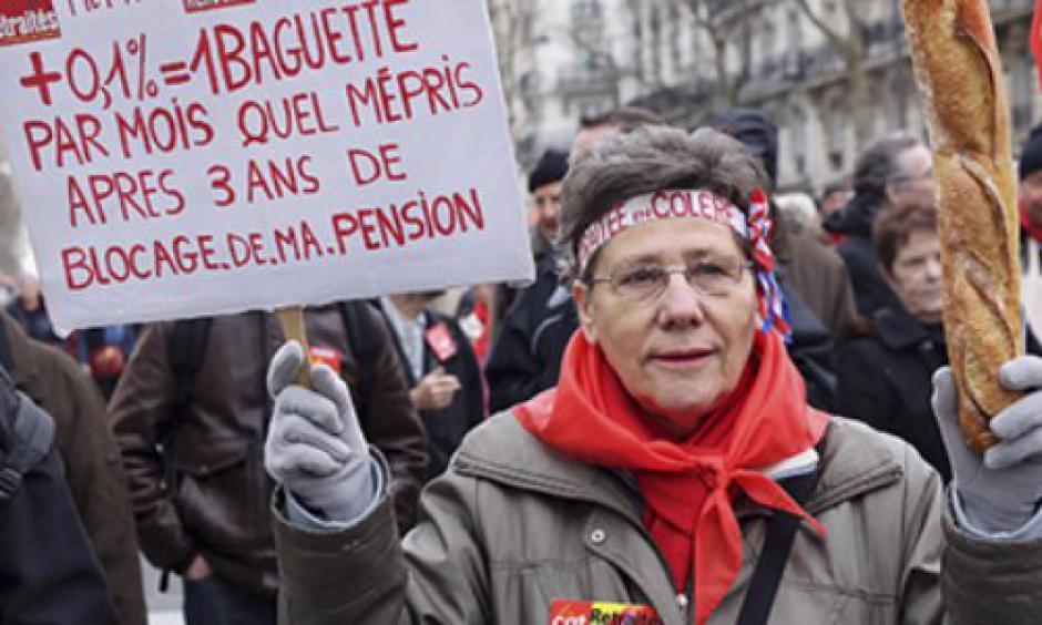 Les retraité.e.s doivent être respecté.e.s. Une pétition à l'initiative de Pierre Dharréville