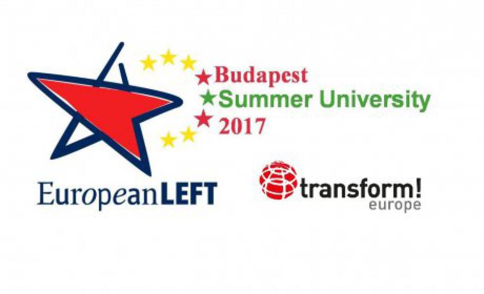 Université d'été du Parti de la gauche européenne du 19 au 23 juillet