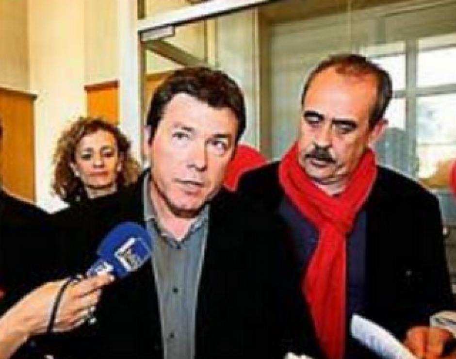 Le décès brutal de Philippe Galano (L'indep)
