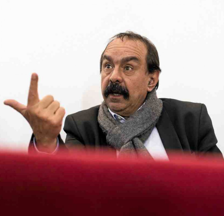 CGT. Philippe Martinez croit encore à la « convergence des luttes »